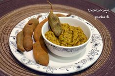 Anusha's: Chintakaya Pachadi