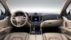 Maserati Car configurator