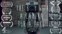 The online premiere of the multi award winning short film from writer/director Spencer Brown.  The Boy with a Camera for a Face is satirical fairy tale about a boy born with a camera instead of a head, whose every moment is transformed by the fact he is recording it.  Accompanied by a voice over narration read by Steven Berkoff, the film tells an epic story in fifteen minutes about the way we live today.    Please share/like/ visit our facebook page at…
