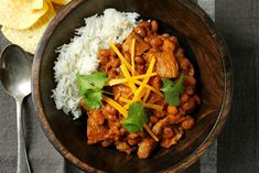 Slow-Cooker Chicken Chili - TODAY.com