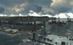 Débarquement : 70 ans après, le port artificiel d'Arromanches reprend (virtuellement) vie – metronews