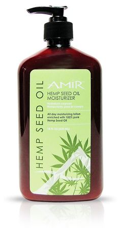 All-day moisturizing lotion enriched with pure Hemp Seed Oil. Beautify and nourish with exotic Hemp Seed Oil. Hemp contains some of the highest levels of essential fatty acids as well as Vitamins D & E to restore an exceptional softness & vibrancy.