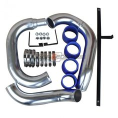 Mitsubishi Lancer EVO 4 5 6 FMIC Front Mounted Intercooler Piping Kit