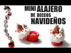 Mini alajero de deceos navideños / porcelana fria / carta especial de navidad