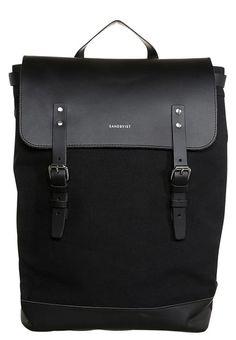 Accessoires Sandqvist HEGE - Sac à dos - black noir: 229,00 € chez Zalando (au 22/09/17). Livraison et retours gratuits et service client gratuit au 0800 915 207.