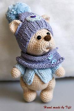 2019 amigurumi velvet making – Artofit Crochet Doll Pattern, Crochet Toys Patterns, Amigurumi Patterns, Amigurumi Doll, Crochet Dolls, Knitted Teddy Bear, Crochet Teddy, Knit Or Crochet, Winnie