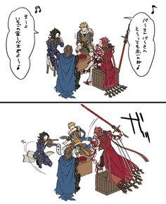 Granblue Fantasy Characters, Shingeki No Bahamut, Dragon Knight, Fantasy Dragon, Metroid, Mega Man, Video Game Art, Blue Design, Funny Comics