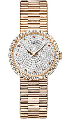 Buy Piaget Traditional 26 mm Rose Gold Watches, authentic at discount prices. Complete selection of Luxury Brands. All current Piaget styles available. Cute Watches, Elegant Watches, Stylish Watches, Watches For Men, Unique Watches, Women's Watches, Rolex Women, Luxury Cosmetics, Expensive Watches