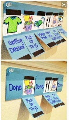 Good idea for chores