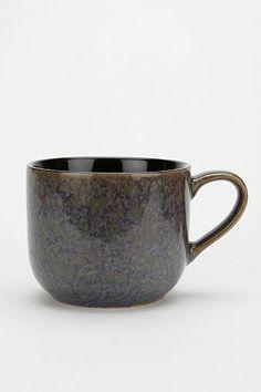 Reactive Glaze Mug