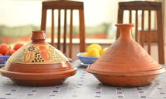 If you've been unsure of how to use your Moroccan tagine, these step-by-step photos will take the mystery out of it. It's easier than you think!