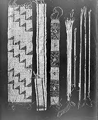 Resultado de imagen de wampum