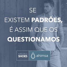 A marca Ahimsa surge pela consciência. Somos conscientes ao ponto de questionar tudo e todos. Inclusive de onde vem os produtos, como são feitos, e com quais consequências. Criamos a marca para poder responder com toda certeza, essas perguntas.