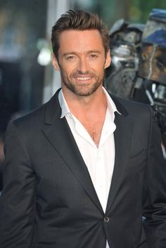 Photo of Hugh Jackman - Real Steel - UK Film Premiere - Arrivals - Picture Browse more than pictures of celebrity and movie on AceShowbiz. Hugh Jackman, Hugh Michael Jackman, Les Miserables, Channing Tatum, Gorgeous Men, Beautiful People, Hugh Wolverine, Real Steel, Gentleman Style