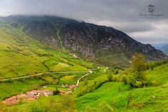 Mountain Road - Road to Tuiza Riba.
