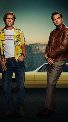 A gallery of Once Upon a Time in Hollywood publicity stills and other photos. Featuring Leonardo DiCaprio, Brad Pitt, Margot Robbie, Quentin Tarantino and others. Tarantino Filmography, Quentin Tarantino, Once Upon A Time, Go To Movies, Movies And Tv Shows, Leonardo Dicaprio, Movie Theater, Movie Tv, I Love Cinema