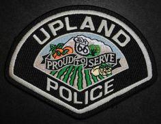Upland PD Calif
