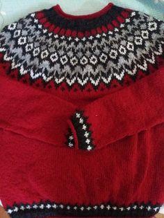 Ravelry: Project Gallery for Riddari pattern by Védís Jónsdóttir Ravelry, What To Wear, Knit Crochet, Crochet Patterns, Crafting, Diy Crafts, Note, Knitting, Sweaters