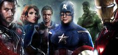 #TheAvengers (2012) Film Review.