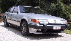 Rover SD1 — Rover SD1 is both the code name and eventual production name given to a series of executive cars built by British Leyland (BL), under the Rover marque. It was produced through its Specialist, Rover Triumph and Austin Rover divisions from 1976 until 1986, when it was replaced by the Rover 800.