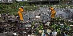Brazil Water - AP A eight-month investigation found that viral levels from human waste in Brazilian waters where Olympic events will take place are roughly equivalent to that seen in raw sewage, posing health risks for athletes and visitors alike. The AP commissioned Brazilian virologist Fernando Spilki, coordinator of the environmental quality program at Brazil's Feevale University.