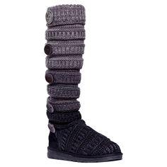 Women's Mad Love� Miranda Fashion Boots - Black 6