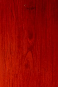Stained Red Wood