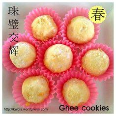 Ghee cookies #cny