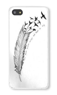 iPhone 5S Case AOFFLY® Feather Clear PC Hard Case For... https://www.amazon.com/dp/B014AVPV3K/ref=cm_sw_r_pi_dp_P.YExb2FCTQ3F