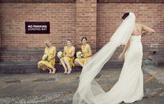 Queensland Brides: Brisbane Urban Elegance: Kristian + Moira