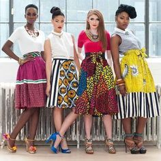 Fashion Archives - Amazing Africa - African inspired fashion, design and style African Inspired Fashion, African Print Fashion, Africa Fashion, Ethnic Fashion, Fashion Prints, African Print Skirt, African Print Dresses, African Dress, African Prints