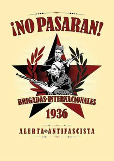 1936 Protest Posters, Political Posters, Political Figures, Spanish War, Civil War Art, Propaganda Art, Soviet Art, Old Ads, Crime