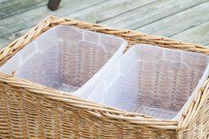 Party Cooler Basket