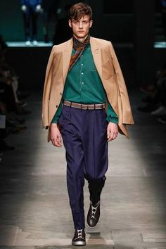 Ermenegildo Zegna Spring 2015 Menswear Collection Slideshow on Style.com