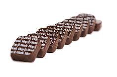 Chocolade van Hop & Stork - Den Haag