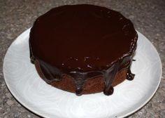 Fantastická čokoládovo - ovocná torta bez múky - recept postup 12 Lchf, Food And Drink, Pudding, Cookies, Healthy, Cake, Desserts, Diet, Mascarpone