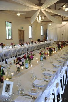 #190 - Country wedding in an old church hall near Bellingen, New South Wales