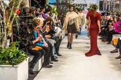 It's an Aran Affair at Showcase Ireland #Irishfashion #aranknitwear #winterwoollies #fashion2015  Photo Credit: William Murphy