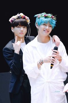"""Jungkook is probably not the coolest, not the best, not the strongest. But for Kim Taehyung, Jungkook is the one who love him most BTS"