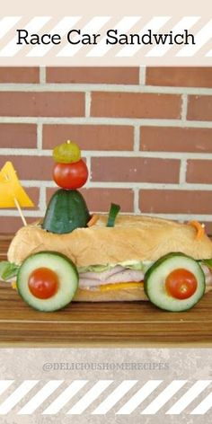 Fun Sandwich Ideas for Kids – About A Mom funny food – creative food prepared for young and old Fun Sandwiches For Kids, Picnic Sandwiches, Breakfast Sandwiches, Cute Food, Good Food, Funny Food, Fun Funny, Food Art For Kids, Best Sandwich