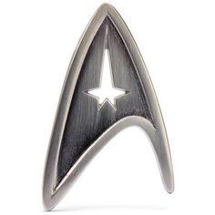 Star Trek Insignia Pins | ThinkGeek