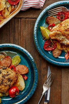 Rao's Chicken Scarpariello (Shoemaker's Chicken) Recipe - NYT Cooking Recipes With Chicken And Peppers, Sausage And Peppers, Chicken Recipes, Chicken Ideas, Pasta Recipes, Chicken Scarpariello, Zesty Sauce, Grilled Chicken Skewers, American Dishes