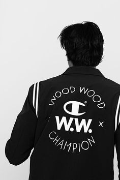 Champion x Wood Wood Capsule Collection. Now available via www.WoodWood.dk. (You can view more pieces from this collection on INSTASTREETWEAR.com) #INSTASTREETWEAR #Streetwear #Champion #WoodWood #Fashion