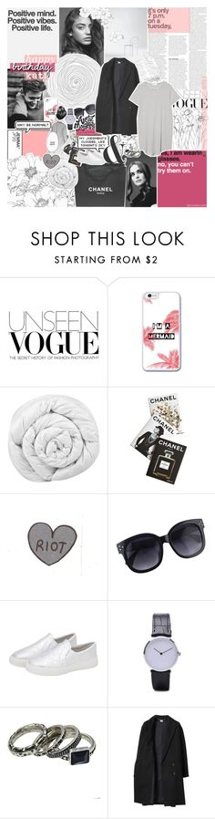 """""""DON'T STOP A-RUNNING ♡"""" by feels-like-snow-in-september ❤ liked on Polyvore featuring Paige Denim, PAM, MONICA ROSE, Chanel, Brinkhaus, Assouline Publishing, Les Prairies de Paris, The Lady & The Sailor, melsunicorns and gottatagrandomn3ss"""