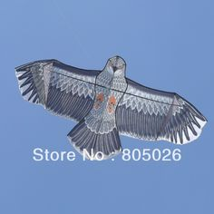 Free shipping high quality 1.8m eagle kite flying higher with reel line owl kite animal kites wholesale bird toy parts