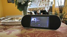 161.48$  Buy here - http://alit7l.worldwells.pw/go.php?t=32616705477 - New 7 Inch Smart Soundbar Internet Portable Radio Android 5.1 Quad Core 8GB RAM Touch Screen WIFI Bluetooth Camera Speaker 161.48$