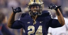Pitt RB James Conner diagnosed with Hodgkin's Lymphoma. Get well soon young man, make a full recovery