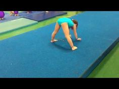Gymnastics At Home, Gymnastics Levels, Gymnastics Lessons, Preschool Gymnastics, Gymnastics Floor, Gymnastics Tricks, Tumbling Gymnastics, Gymnastics Coaching, Gymnastics Training