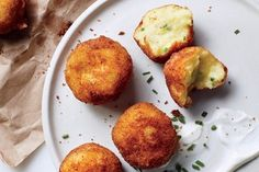 Mashed Potato Croquettes / Christopher Testani, food styling by Rebecca Jurkevich