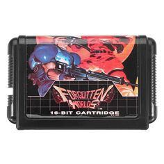 16bit Forgotten Worlds Cartridge for Sega Game Console